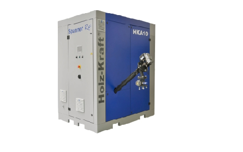 Biomass CHP 'HKA 10´ from Spanner Re² GmbH