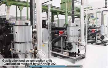 Fuel drying of Pezzolato with wood gasifier from Re²