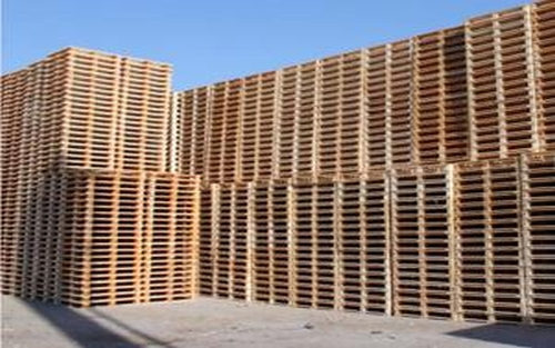 pallets as fuel for biomass gasification