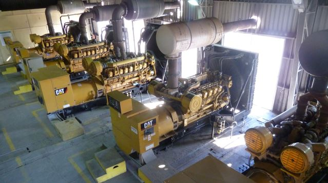 Replace expensive  diesel generators in metal mines with Re² Biomass CHP units